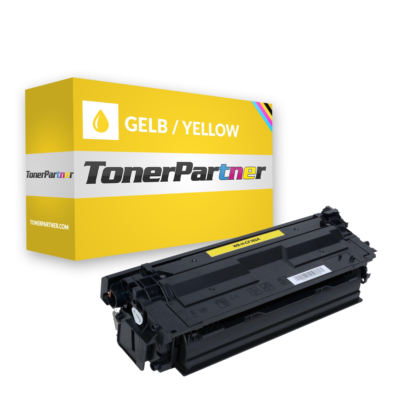HP CF362A / 508A Toner gelb Kompatibel