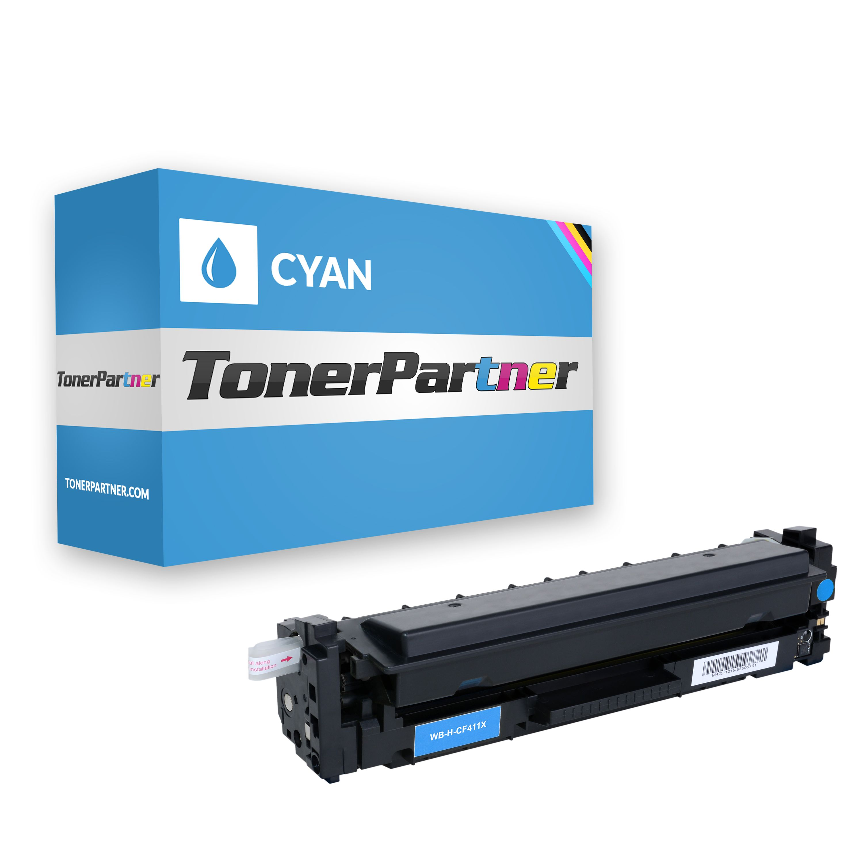 HP CF411X / 410X Toner cyan Kompatibel