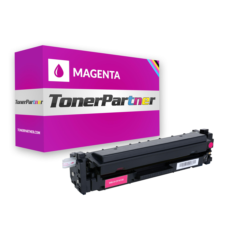 HP CF413X / 410X Toner magenta Kompatibel