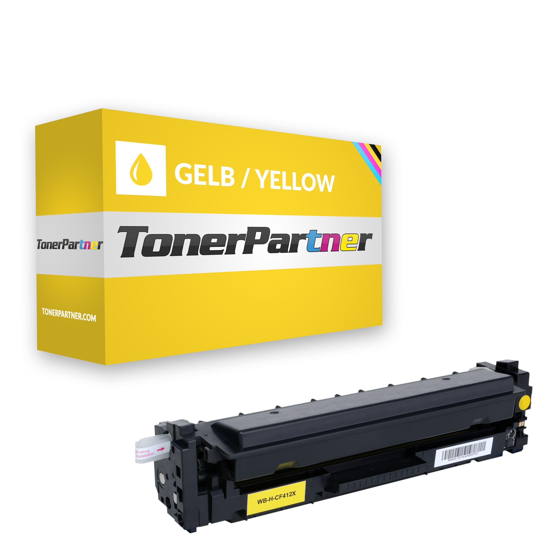 HP CF412X / 410X Toner gelb Kompatibel