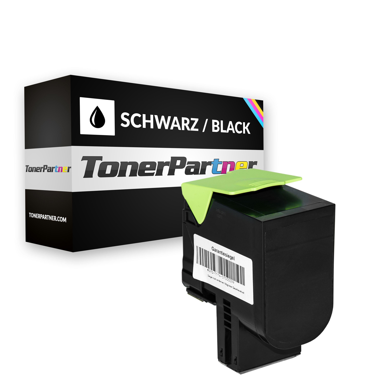 Lexmark 80C2SK0 / 802SK Toner schwarz Kompatibel