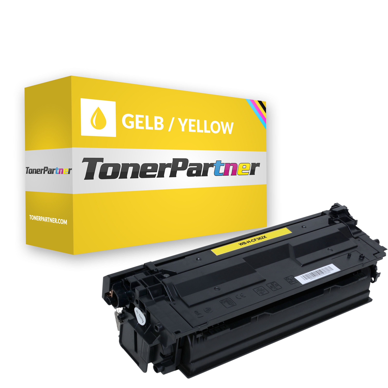 HP CF362X / 508X Toner gelb Kompatibel