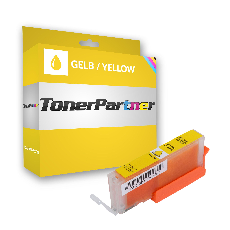 Canon 0334C001 / CLI-571 Y XL Tintenpatrone gelb Kompatibel