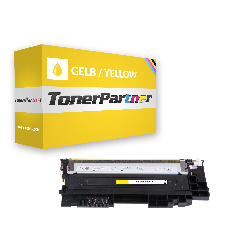 Samsung CLT-Y404S/ELS / C404Y Toner gelb Kompatibel