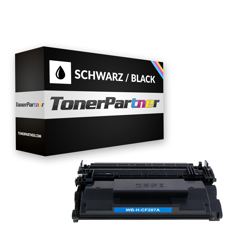 HP CF287A / 87A Toner schwarz Kompatibel