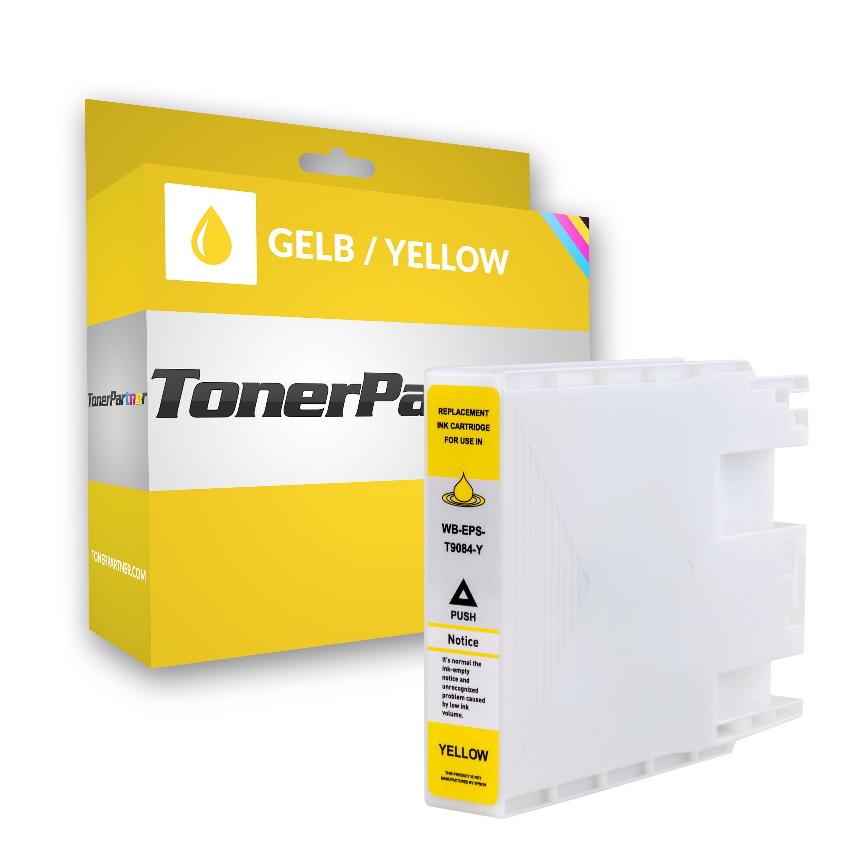 Epson C13T908440 / T9084 Tintenpatrone gelb XL Kompatibel