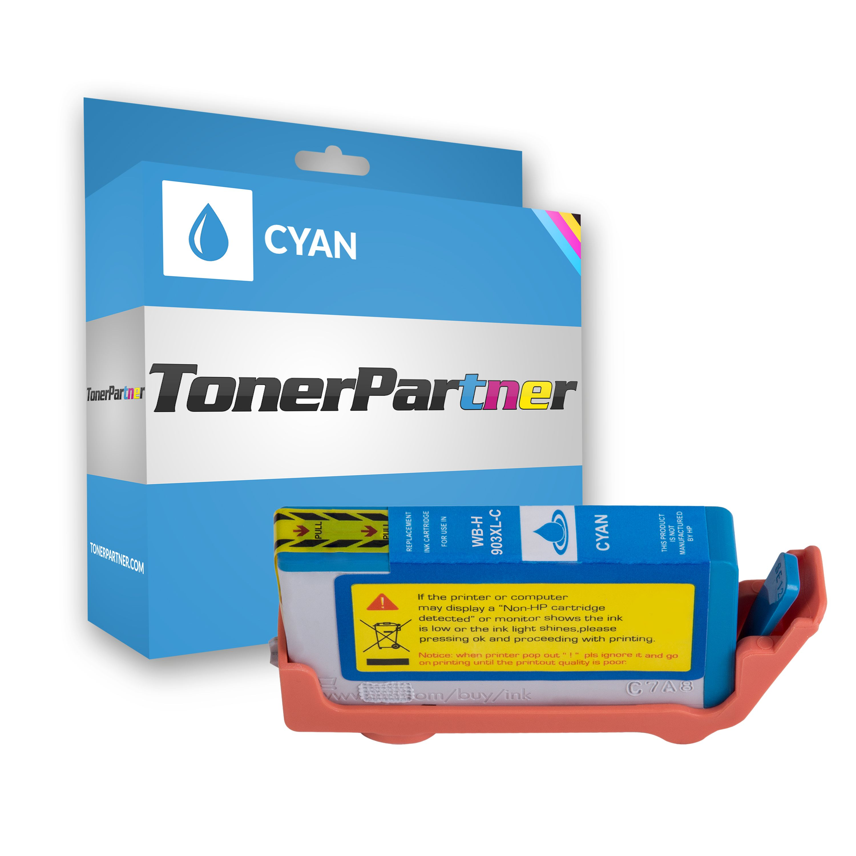 HP T6M03AE / 903XL Tintenpatrone cyan Kompatibel