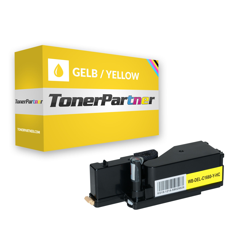 Dell 593-11131 / XY7N4 Toner gelb Kompatibel