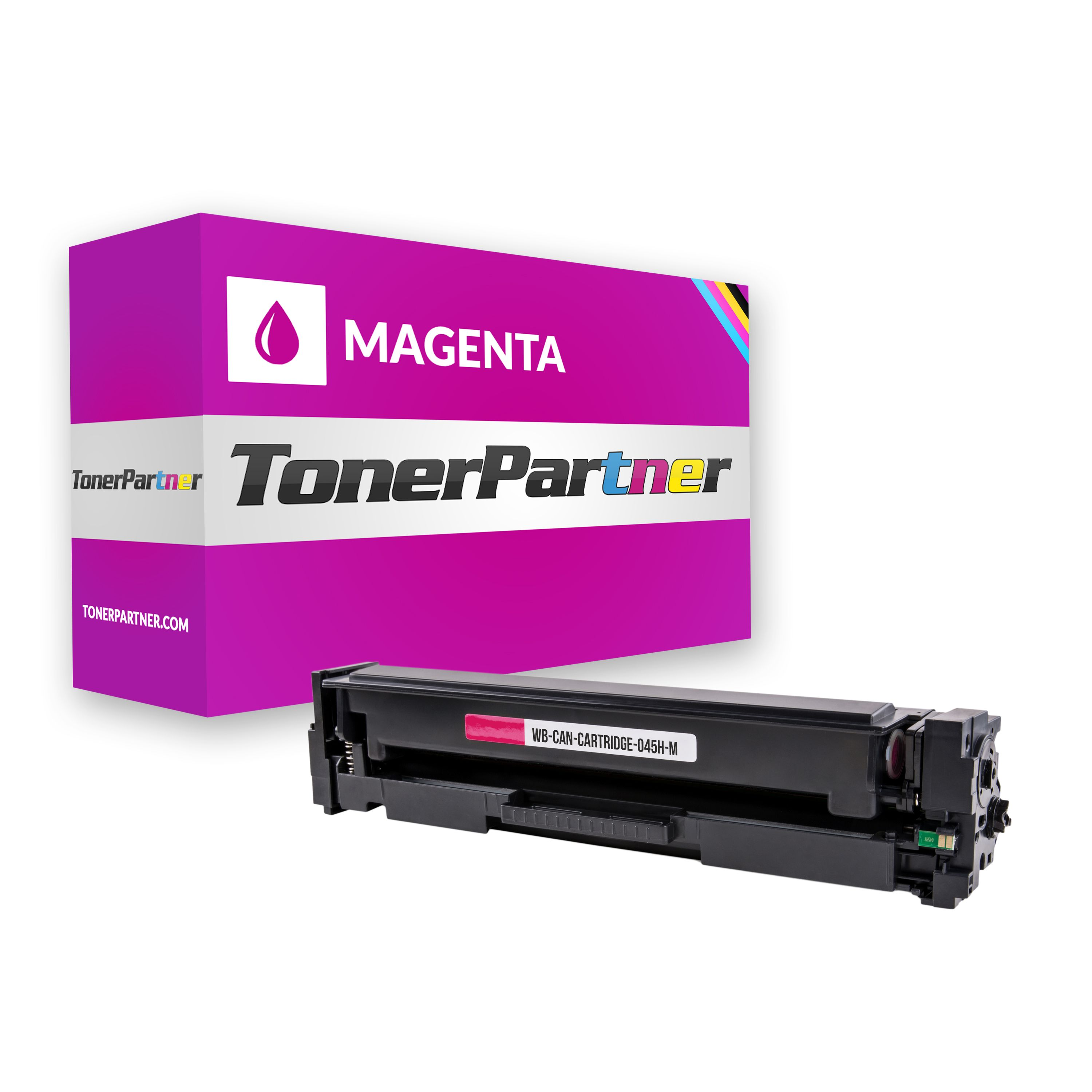 Compatible to Canon 1244 C 002 / 045H Toner magenta