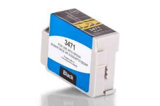 Epson C13T34714010 / 34XL Tintenpatrone schwarz Kompatibel