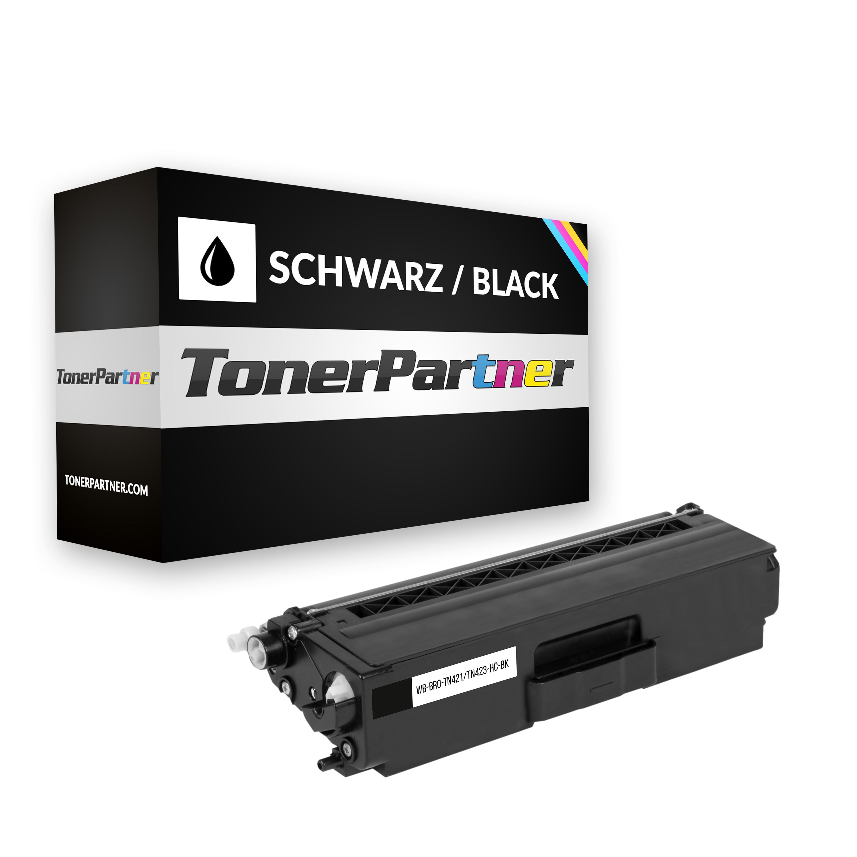 Kompatibel Brother TN-421BK Toner Schwarz