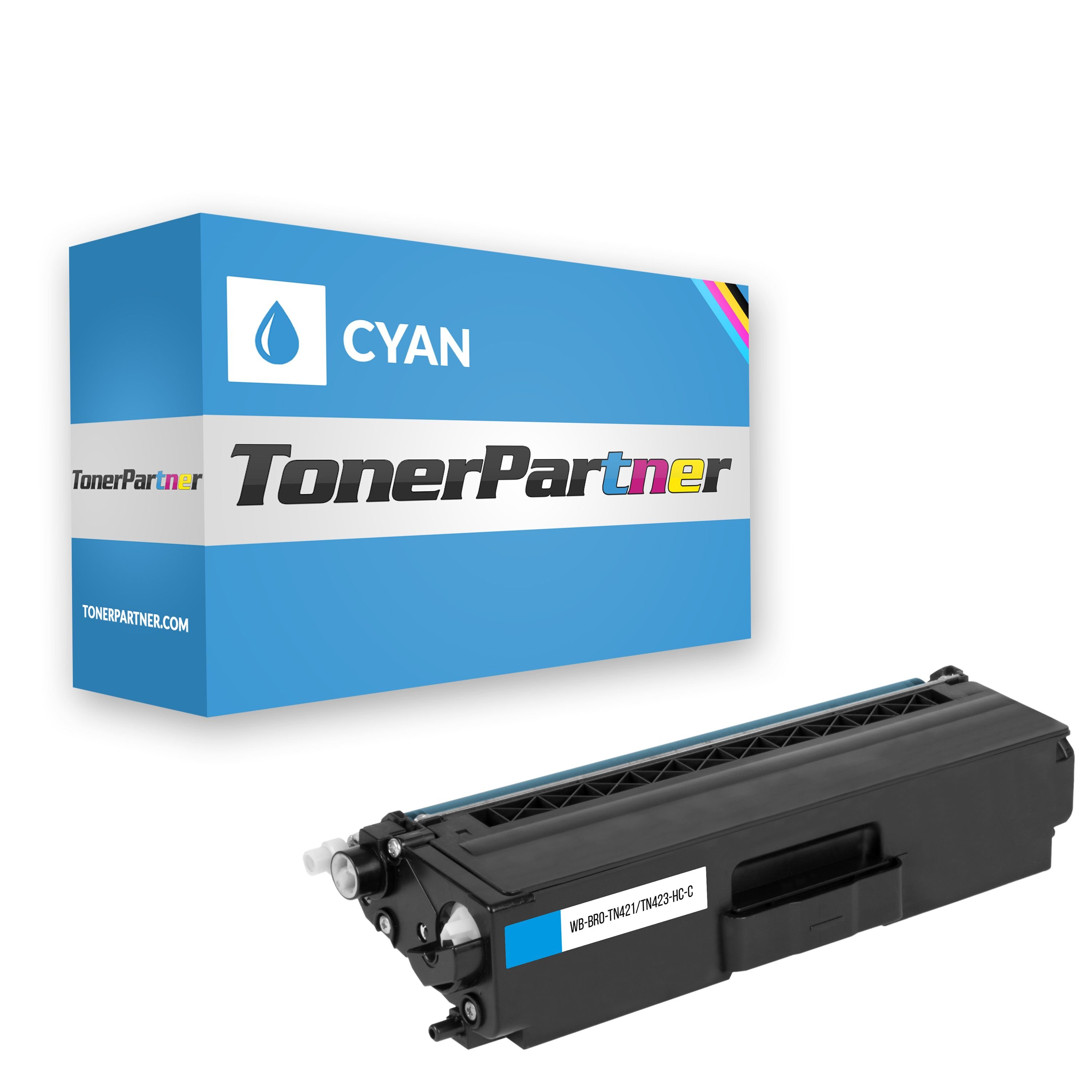Kompatibel zu Brother TN-421C Toner Cyan