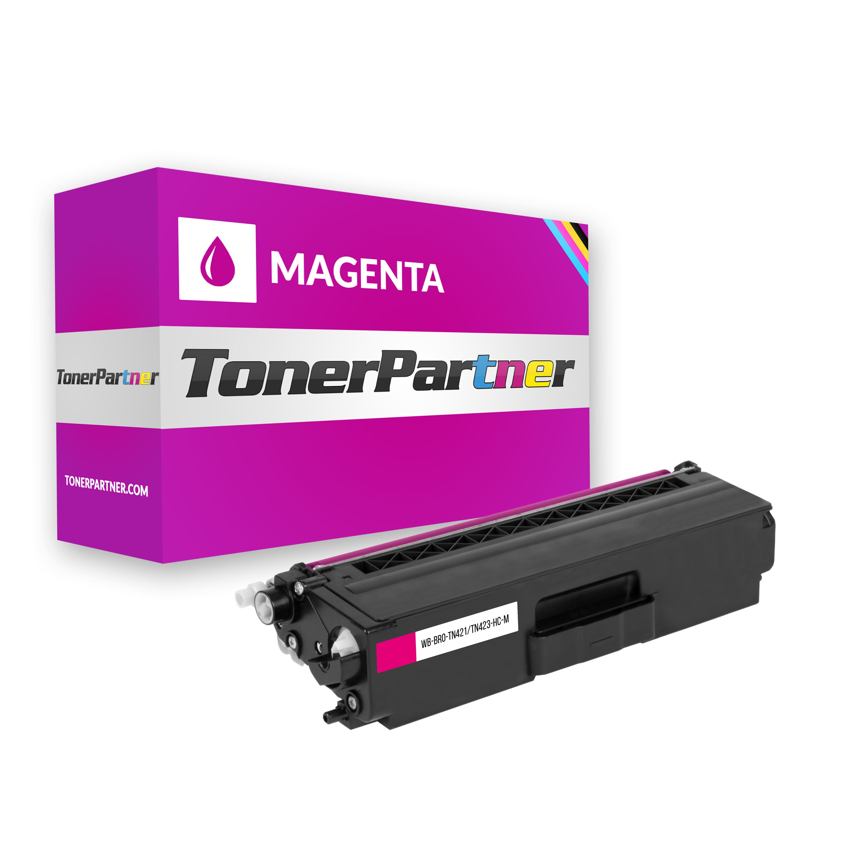 Kompatibel zu Brother TN-421M Toner Magenta