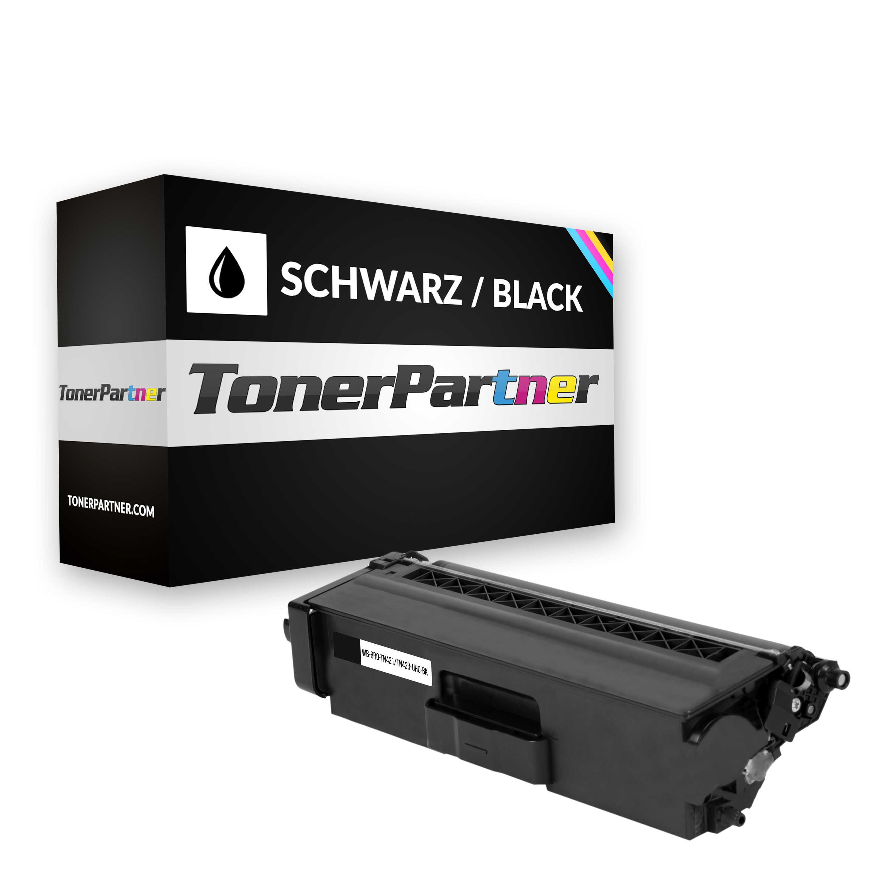 Brother TN-423BK Toner schwarz Kompatibel