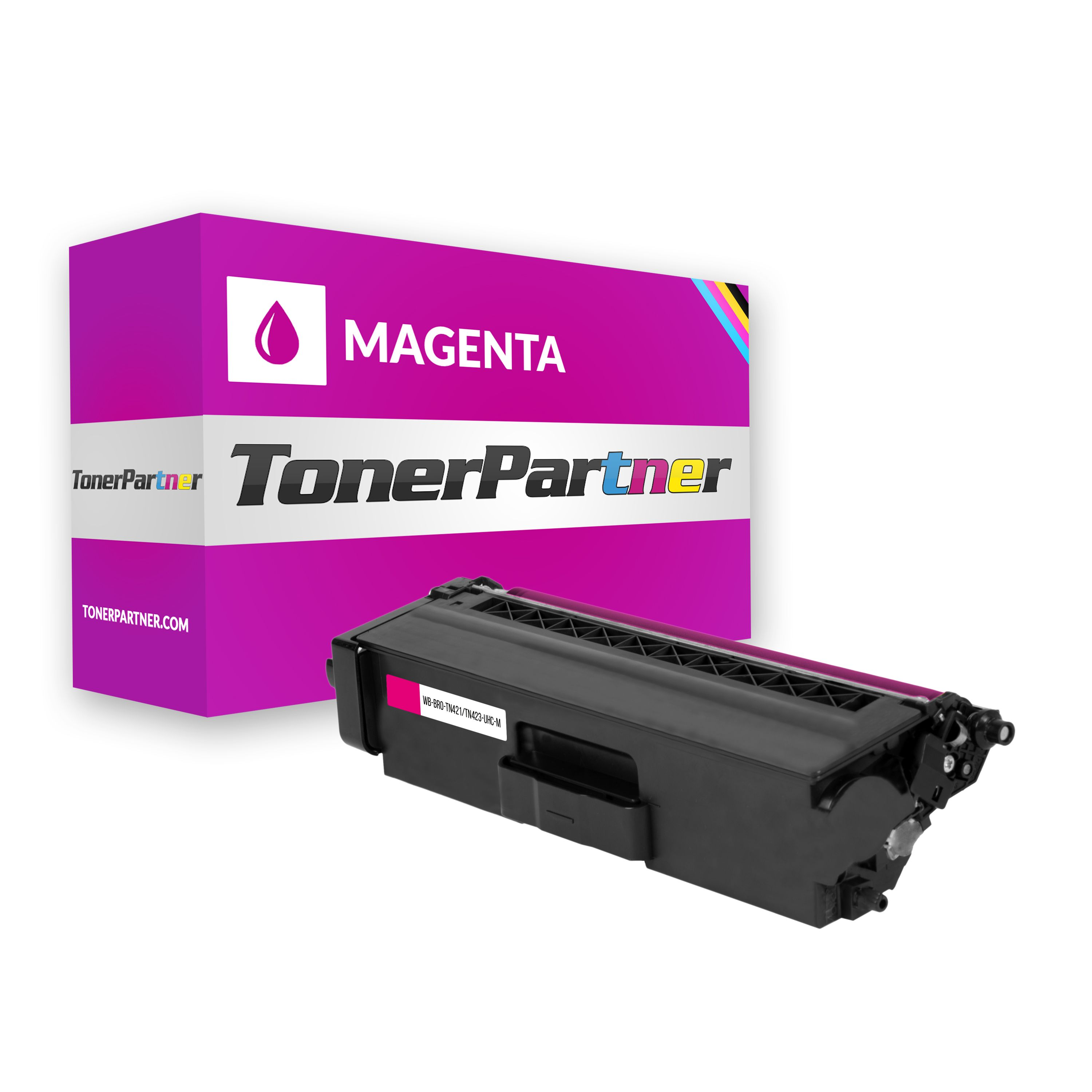 Brother TN-423M Toner magenta Kompatibel