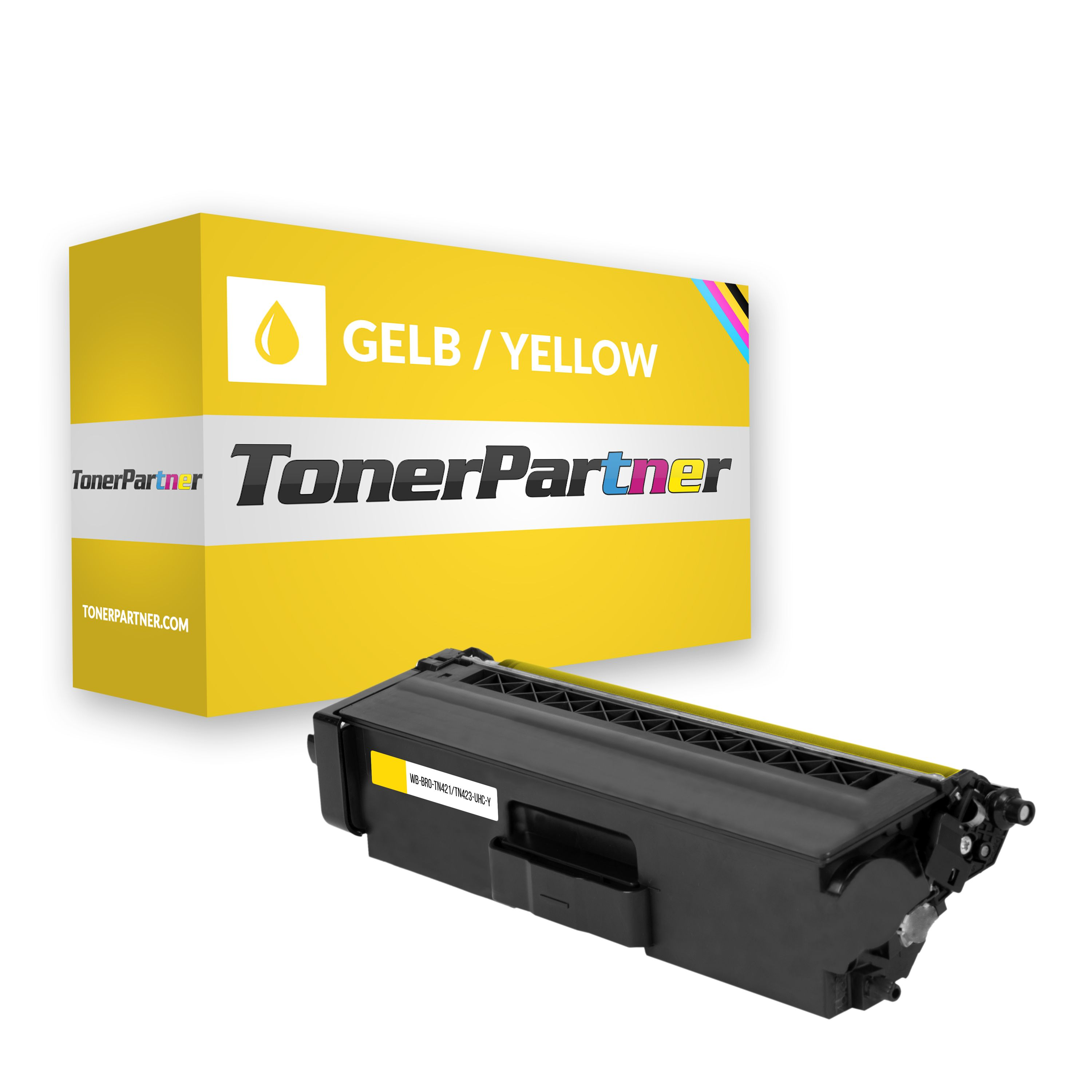 Brother TN-423Y Toner gelb Kompatibel