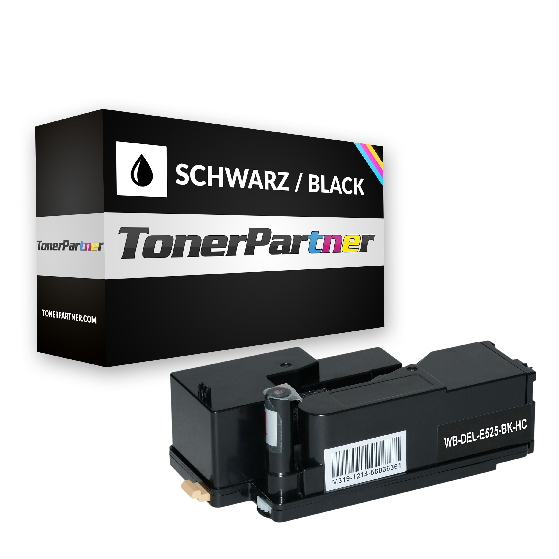Compatible to Dell 593-BBLN / H3M8P Toner Cartridge black