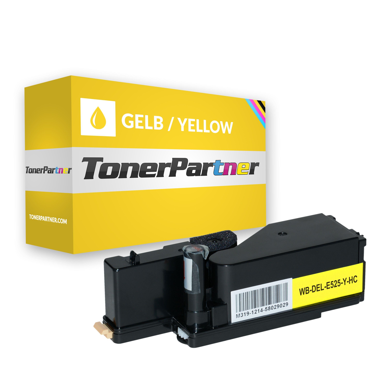 Dell 593-BBLV / MWR7R Toner gelb Kompatibel