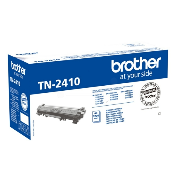 Original Brother TN2410 Toner schwarz