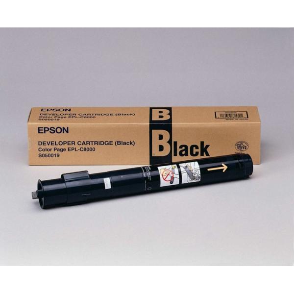 Original Epson C13S050019 / S050019 Toner schwarz
