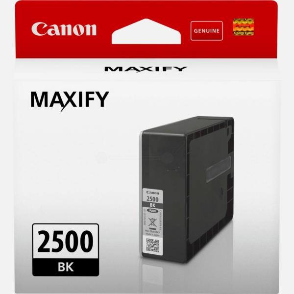 Original Canon 9290B001 / PGI2500BK Tintenpatrone schwarz