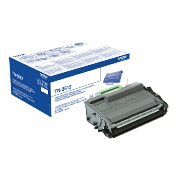Original Brother TN3512P Toner noir