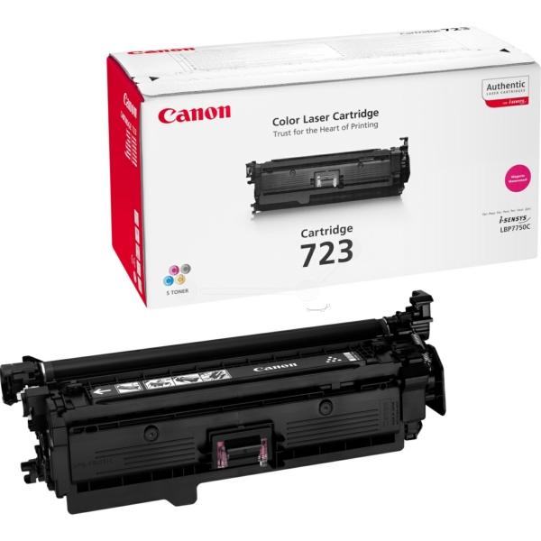 Original Canon 2642B011 / 723M Toner magenta