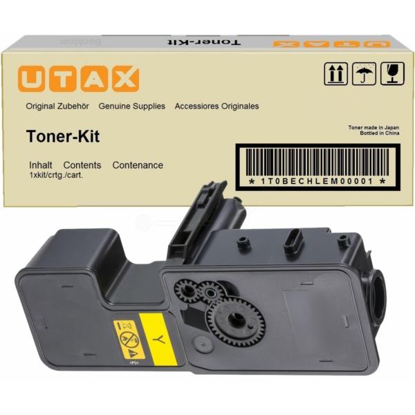 Original Utax 1T02R9AUT1 / PK5016Y Toner gelb