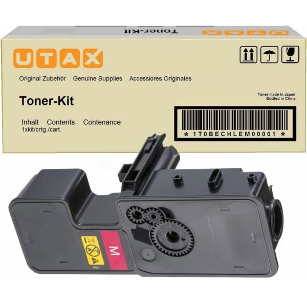 Original Utax 1T02R9BUT1 / PK5016M Toner magenta