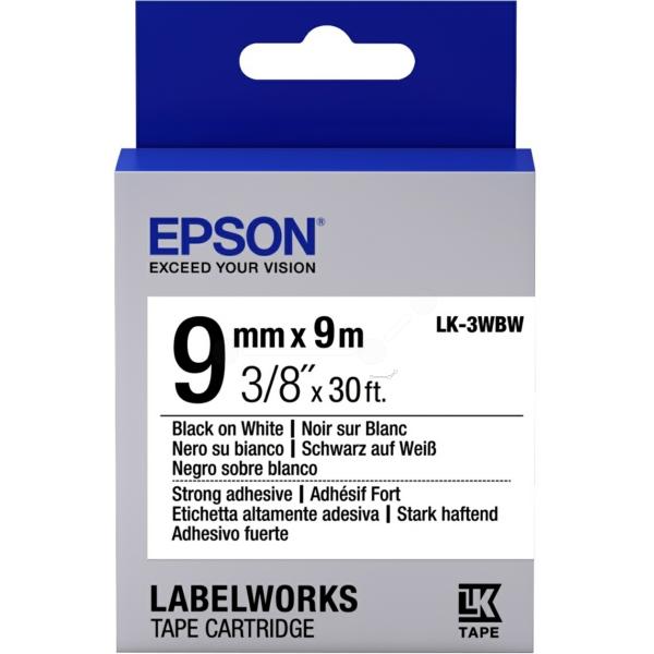 Original Epson C53S653007 / LK3WBW Farbband