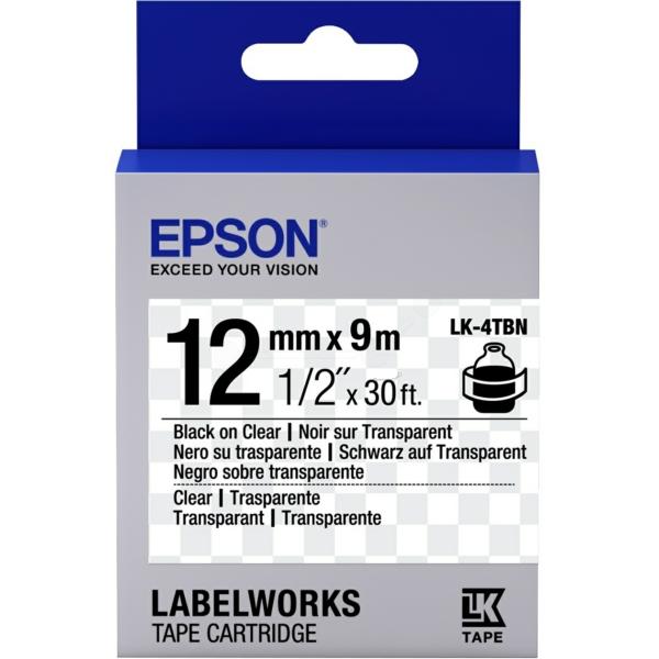 Original Epson C53S654012 / LK4TBN Farbband