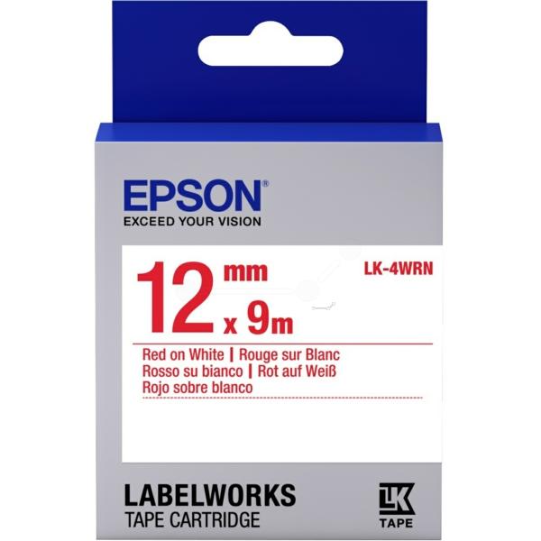 Original Epson C53S654011 / LK4WRN Ribbon