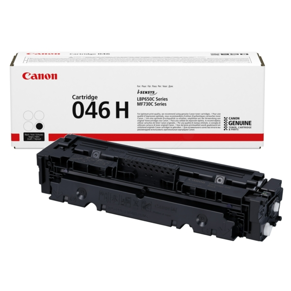Original Canon 1254C004 / 046H Toner schwarz