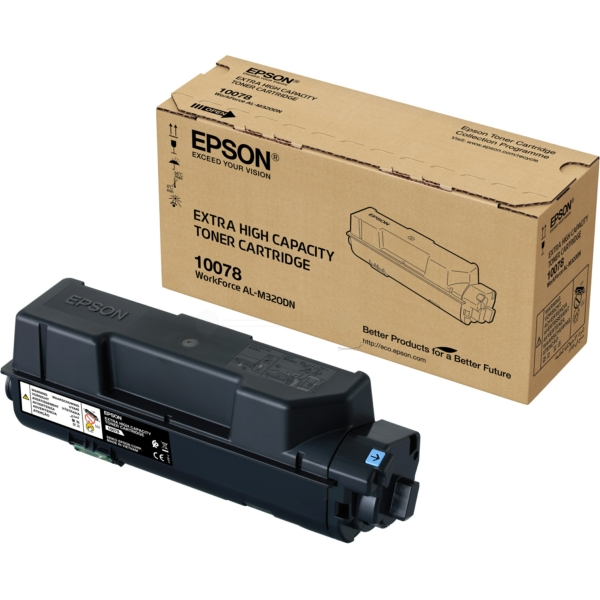 Original Epson C13S110078 / 10078 Toner schwarz