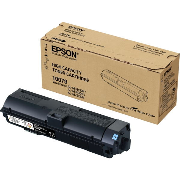 Original Epson C13S110079 / 10079 Toner schwarz