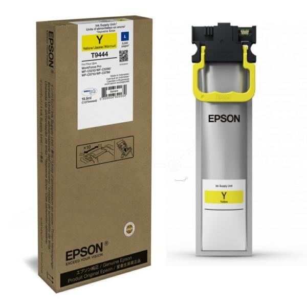 Original Epson C13T944440 / T9444 Tintenpatrone gelb