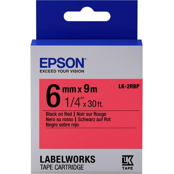 Original Epson C53S652001 / LK2RBP DirectLabel-etikettes