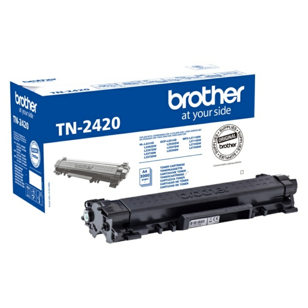 Original Brother TN2420 Toner schwarz