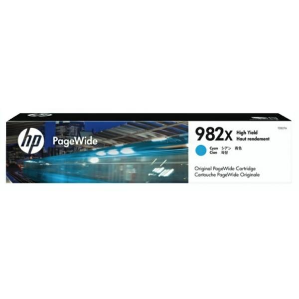Original HP T0B27A / 982X Druckkopf cyan