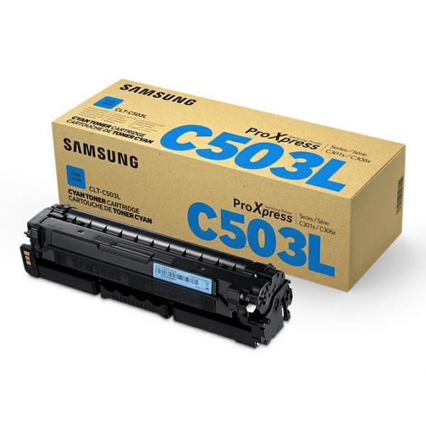 Original HP SU014A / CLTC503L Toner cyan