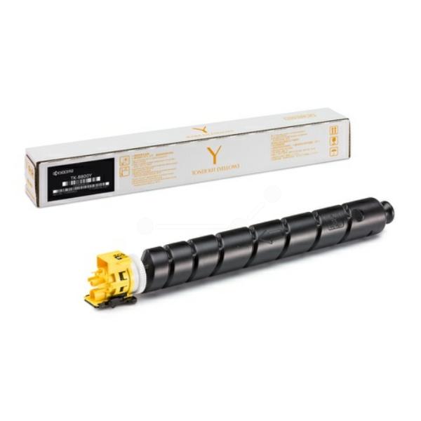 Original Kyocera 1T02RRANL0 / TK8800Y Toner gelb