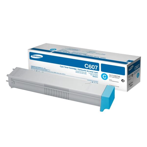 Original HP SS537A / CLTC6072S Toner cyan