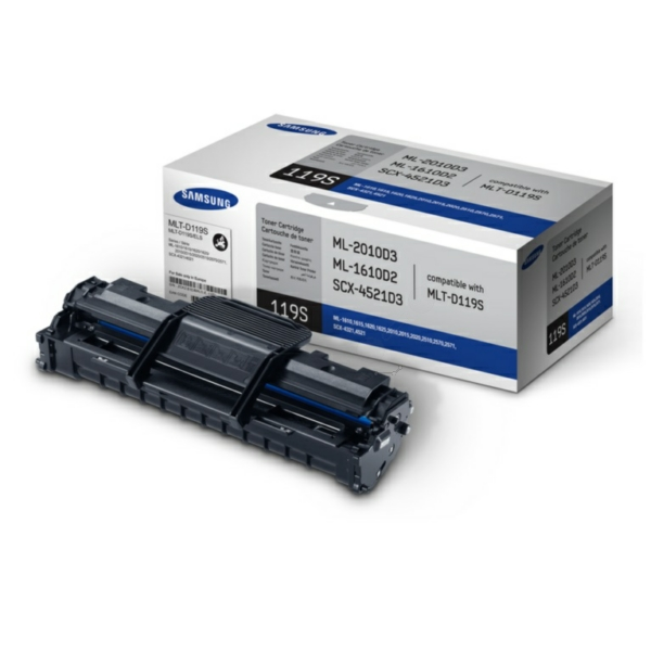 Original HP SU863A / MLTD119S Toner black
