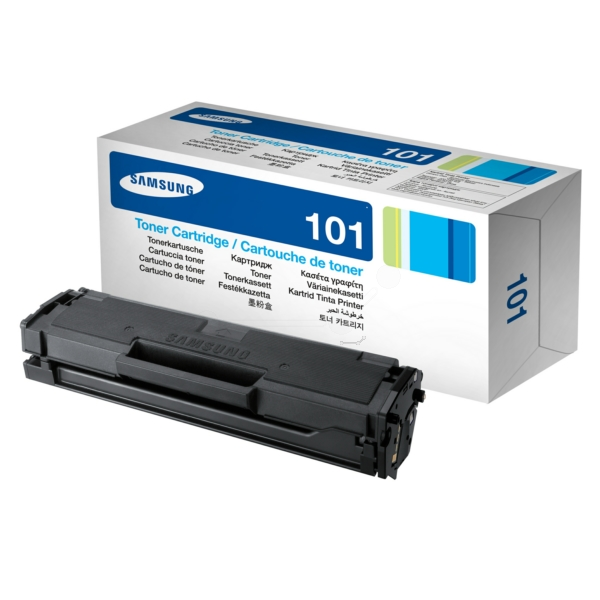 Original HP SU706A / MLTD101X Toner black
