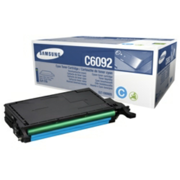 Original HP SU082A / CLTC6092S Toner cyan
