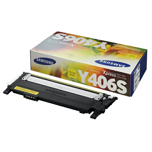 Original HP SU462A / CLTY406S Toner yellow