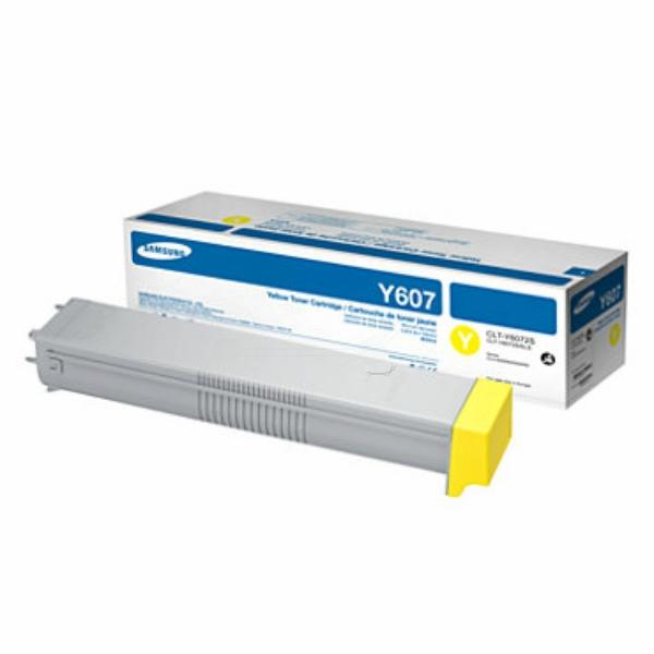 Original HP SS712A / CLTY6072S Toner gelb