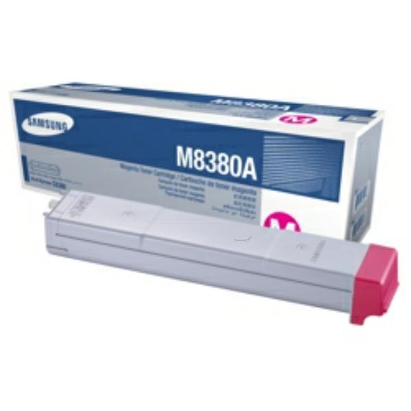 Original HP SU591A / CLXM8380A Toner magenta