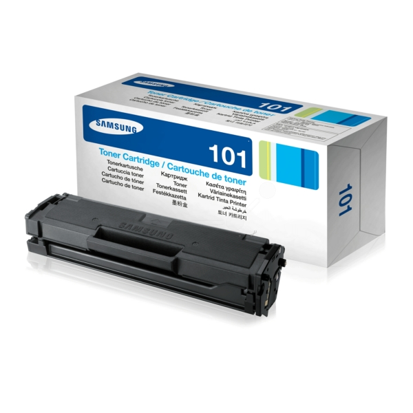 Original HP SU696A / MLTD101S Toner black
