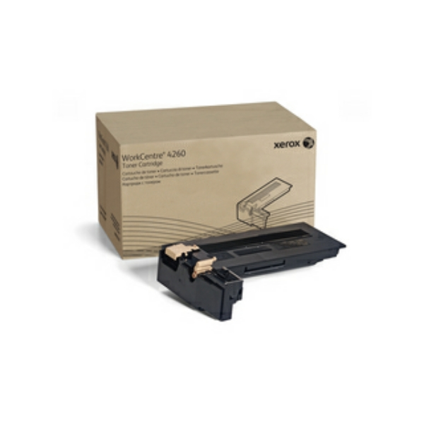Original Xerox 106R01410 Toner schwarz